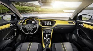 Volkswagen S T Roc Looks To Rock The Compact Crossover Market Vw