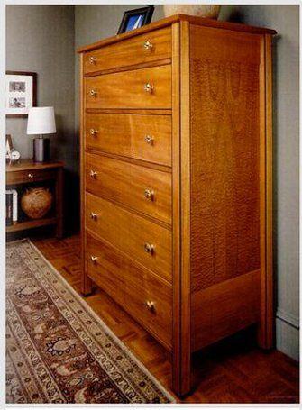 How To Build A 6 Drawer Dresser Dresser Plans Diy Furniture Bedroom Woodworking Furniture Plans