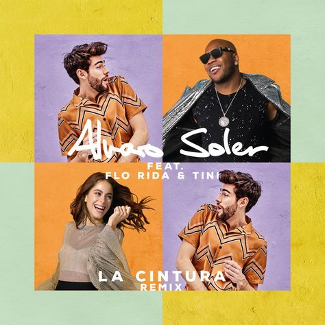 La Cintura Feat Flo Rida Tini Remix By Alvaro Soler Flo Rida Tini Added To Sixthformed Playlist On Spotify