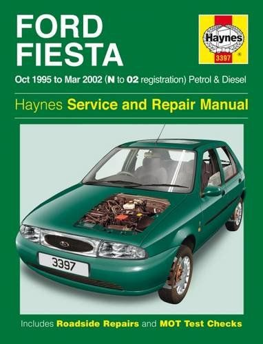 Ford Fiesta By Haynes Publishing In 2020 Ford Fiesta Ford Petrol