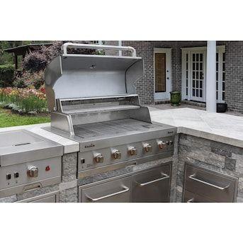Medallion Series 3 Piece Modular Outdoor Kitchen Modular Outdoor Kitchens Outdoor Kitchen Outdoor Kitchen Design