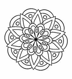 Inspiring Information For Cheerful Souls Aninspiring Happy Little Girl Tshirts Diy Girly Female A In 2020 Mandala Coloring Pages Coloring Book Pages Coloring Pages