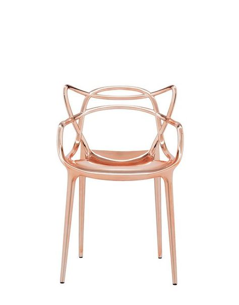 Kartell Masters Chair Pack Of 2 Masters Chair Contemporary