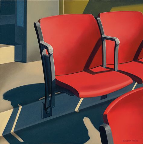 Rest and Recreation by Kenton Nelson