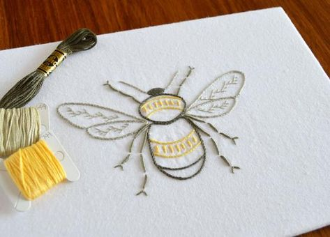 Anatomical Insects hand embroidery pattern modern embroidery   Etsy