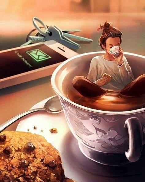 CAFÉ - @coffee.quotes - #cafe #café #coffee #coffeetime #caffe #cafedamanha #gostodisto
