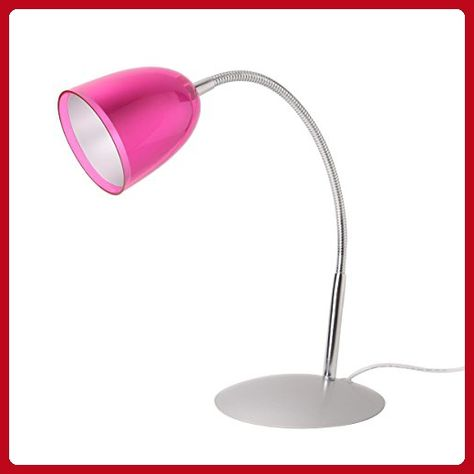 Desk Lamp With Adjule Gooseneck