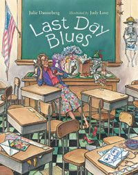 Last Day Blues book cover image