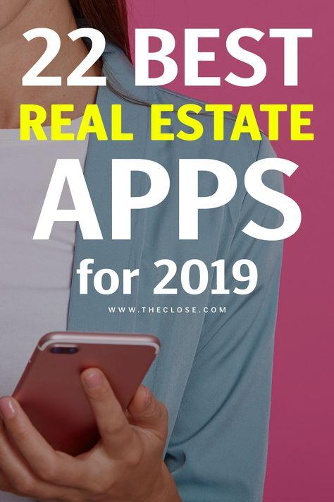 22 Best Real Estate Apps   2019