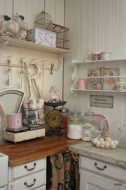Shabby Chic exclusive by mutoni Dekoration, Shabby and Decoration