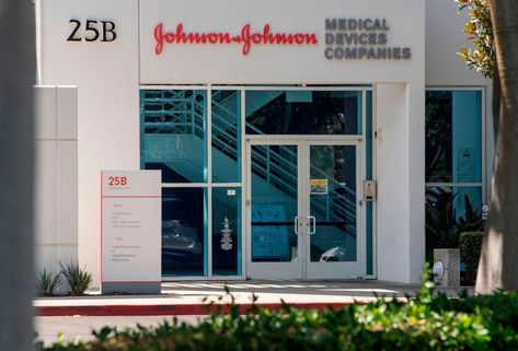 Johnson & Johnson Raises Outlook, Beats Profit Estimates