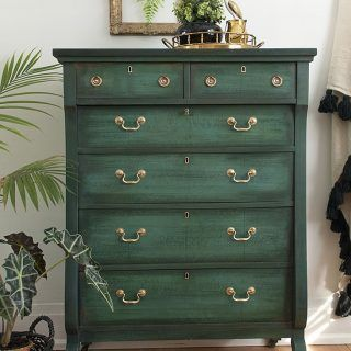Layering Chalk Paint Salvaged Inspirations Shabby Chic Dresser Recycled Furniture Paint Furniture