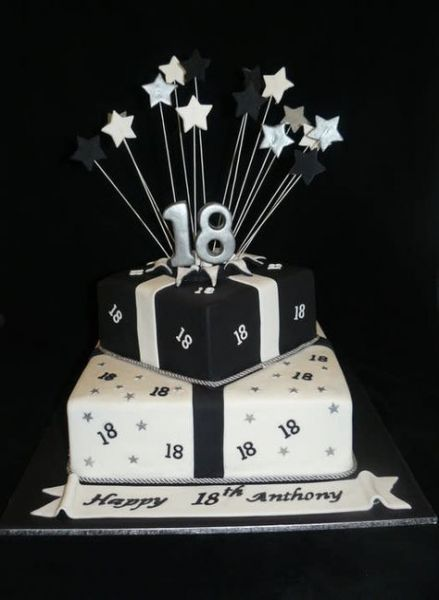 New Cake Birthday Boy 18th Ideas Cake Birthday With Images