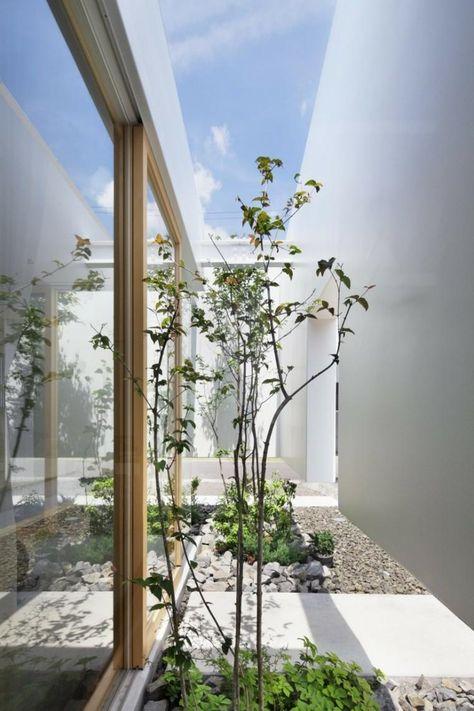 #Gartenterrasse Innenhof   Fünfzig Moderne Ideen, Um Es Zu Dekorieren  #besten #garten #decor #art #home #neu#Innenhof #  #fünfzig #moderne #Ideen,  ...