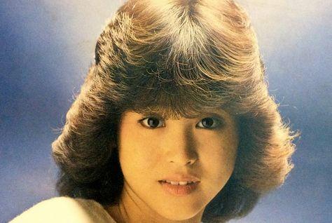 松田聖子 白いパラソル Music Seiko Youtube Hair Styles