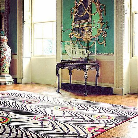 Want This Matthew Williamson Rug With