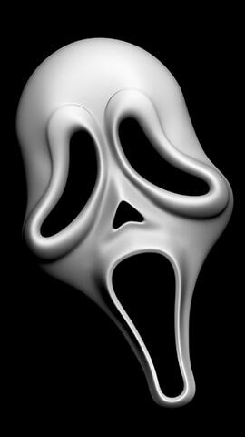 Scream Mask In 2019 Android Phone Wallpaper Mask Drawing
