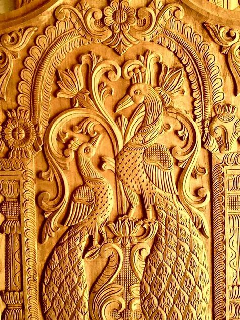 Carved Wooden Door Entrance New Ideas