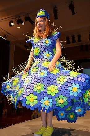Saint Kentigern :: The Year 7 and 8 Wearable Arts Show