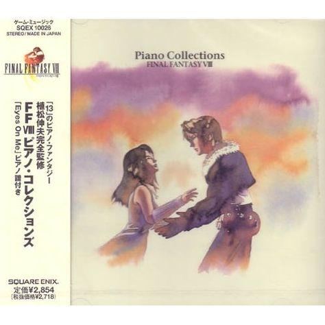 Final Fantasy VIII - Piano Collections