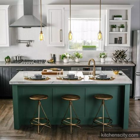 Make our kitchen as functional as possible . We will show you the designs of large wooden built-in kitchens, and also the designs of large ceramic built-in kitchens. #kitchenideas #kitchenfarmhouse #kitchenremodel #kitchenblack #kitchensmall
