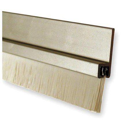 Buy Pemko 10862cnb36 Door Bottom Sweep 3 Ft At Walmart Com Door Sweep Weatherstripping Sweep