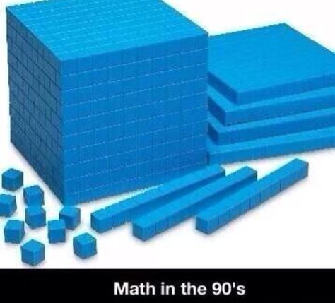 Math in the 90s