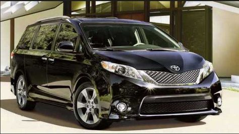2020 Toyota Sienna Redesign Changes And Release Date New Car Rumor
