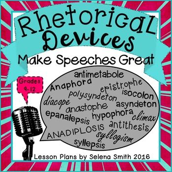 Rhetorical Devices Rhetorical Device Writing Skills Ap Language