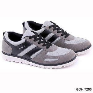 Sepatu Kets Wanita Grey Gdh 7266 Garucci Shoes Sepatu Kets