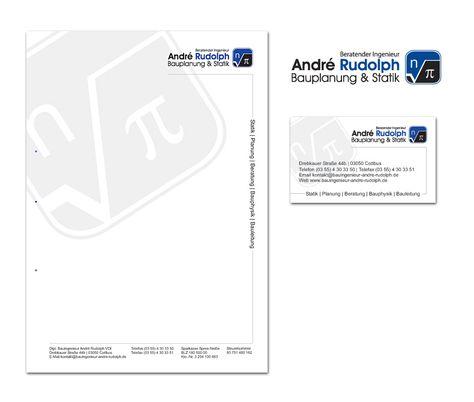 Logoentwicklung Briefbogen Und Visitenkarte Für Dipl