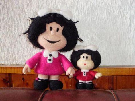 Mafalda y Mafaldita