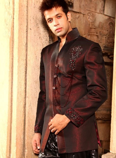 Stylish Indian Wedding Dress For Man Men Formal Outfit And
