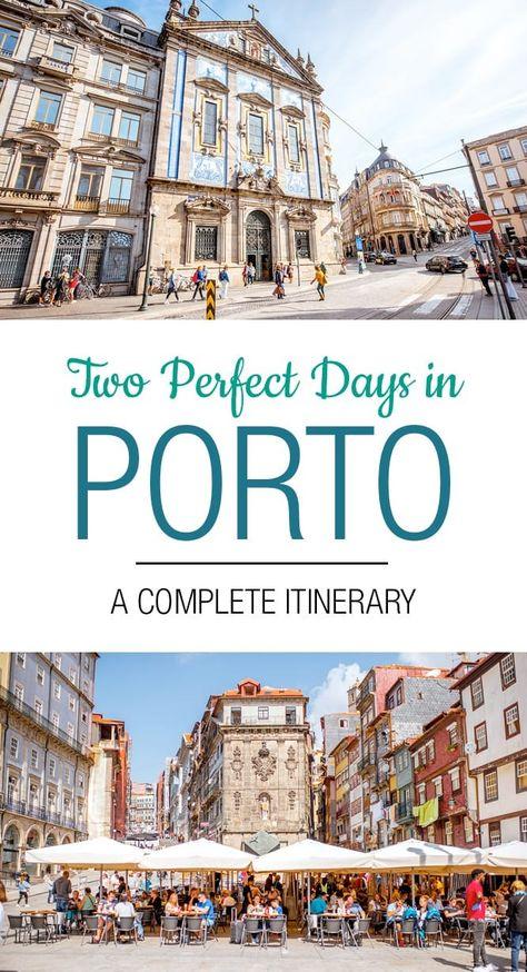2 Days in Porto: The Perfect Porto Itinerary | Road Affair