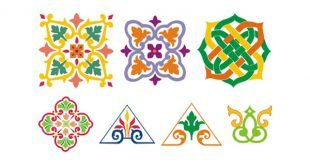 كورسات تعليم الخط الديواني تحسين الخط العربي موقع اسكتشات Symbols Peace Symbol Art