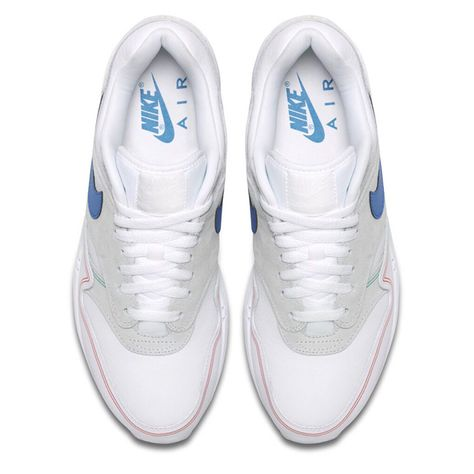 quality design 51eae e5cc5 Nike Honors The Pompidou Centre The Inspiration Behind The Air Max 1 With  Two Special Releases