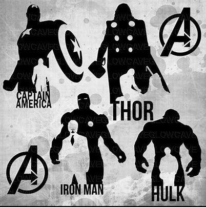 Image Result For Avengers Free Svg Files Marvel Images Avengers Fan Art Avengers Logo