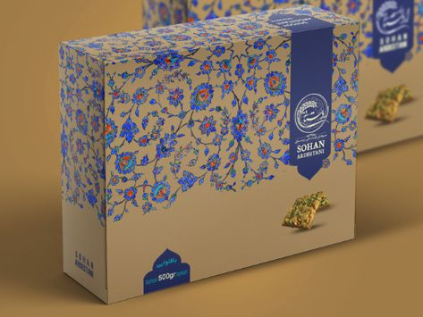 Ardestani Sohan on Packaging of the World - Creative Package Design Gallery