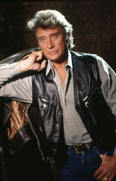 Western Passion 1989 Tony Frank Johnny Haliday Johnny Halliday Johnny