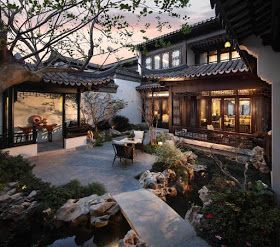 Most Beautiful Houses In The World Most Expensive House In China Expensive Houses Asian House Chinese Courtyard