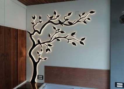 58 Ideas Decor Black Wall Colour In 2020 Wall Texture Design