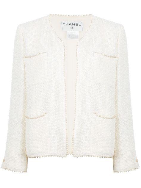 From Dress the Part: Blue Jasmine  Chanel bouclé jacket, $2,515