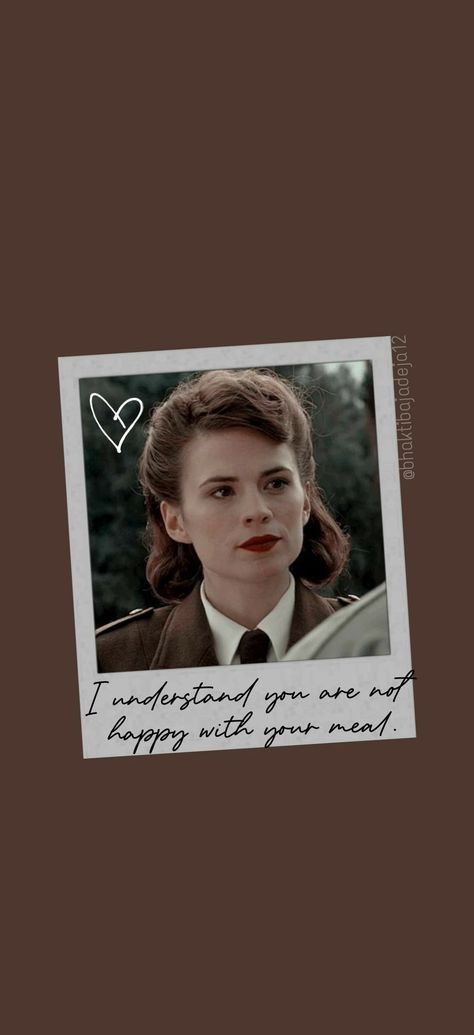 Peggy Carter Wallpaper