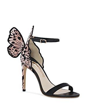 HEEL SANDALS. #sophiawebster #shoes