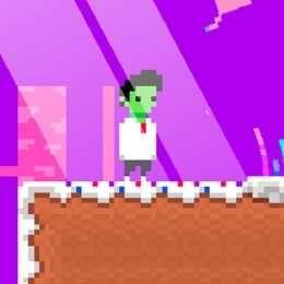 لعبة بكسل كنيستان عيد الهالوين Pixelkenstein Halloween News Games T Games Free Online Games