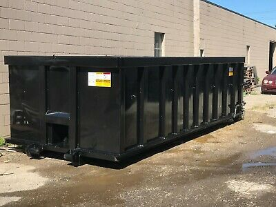 Ad Ebay 30 Yd Roll Off Containers Dumpsters In 2020 Dumpsters Outdoor Decor Container