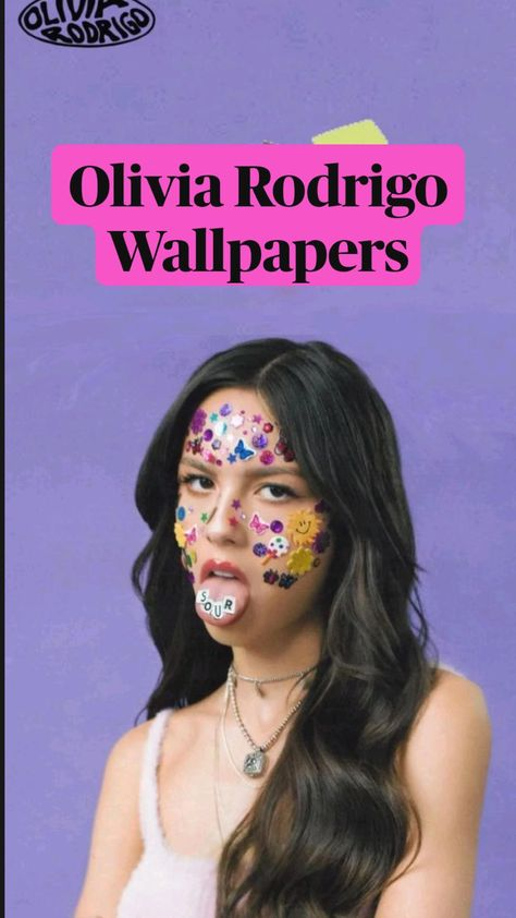 Olivia Rodrigo Wallpapers