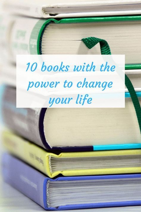 10 books with the power to change your life. #lifestyle #selfcare #selflove #books #whatimreading #confidence #makethechange #bethechange