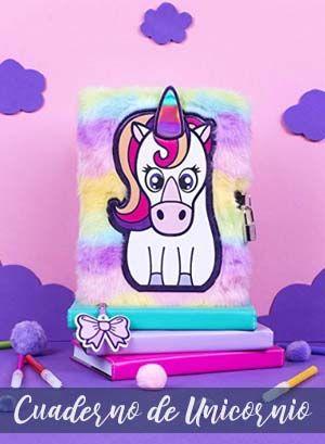 Diario De Unicornio Peludo Con Candado Almacenamiento De Juguetes Para Niños Regalos Para Niños Juguetes Para Niñas