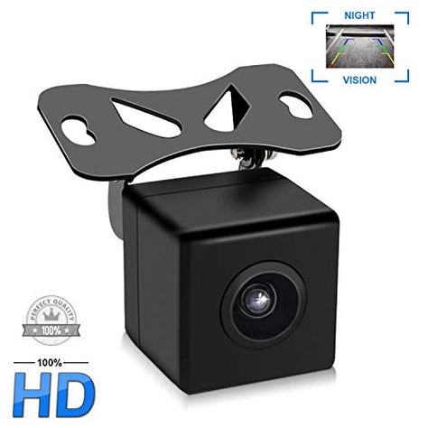 Haloview MC5101 Digital Wireless Backup Camera System Kit 5 LCD Reversing Monitor and IP69K Waterproof Rear View Camera for Truck//Trailer//Bus//RV//Pickups//Camper//Van//Farm Machine Car